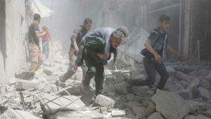 Rêjîma Sûrî mezintirîn taxên Rikberiyê li Helebê desteserkir