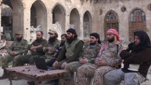 Girûpên Rikberiya Sûrî Artêşa Helebê damezrandin