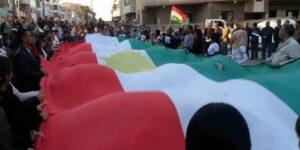 Di roja alaya Kurdî de xwepêşandan ji bo serxwebûna Kurdistanê