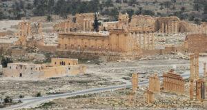 Amerîka : Artêşa Sûriyê zû ji bajarê Tedmûrê vekişiya
