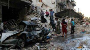Rûsya ligel opozisyona Sûriyê li Enqerê dicive