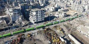 Çekdarên Rikberiyê ji Helebê bo Idlibê tên veguhestin