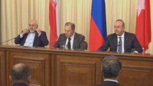 Lavrov: Emê Hikûmet û Rikberiya Sûriyê lihev bînin