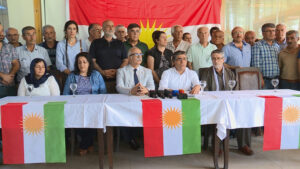 Partiyên Kurdistanî bersiva gotinên Şêwirmendê Serokomarê Tirkiyê dan