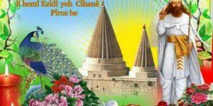 Partiya Yekîtî ya Kurd cejna Rojîya Mibarek ya ola Êzîdî pîrozkir