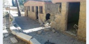 Girûpên Islamî yên opozsyonê gundê Kefer Cenê li Efrînê armanc kirin