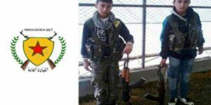 Hyûmen Raytis : YPG hîn zarokan wek leşker bikartîne