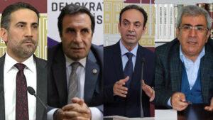 4 parlementerên HDPê serbest hatin berdan