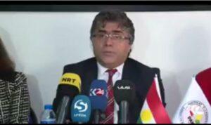 PAK: Ala Mahabadê li Başûrê Kurdistanê pêl dide