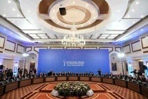 Civîna Astanayê bi dawî hat : nabe bi ti awayî çareserî li Sûriyê leşkerî be