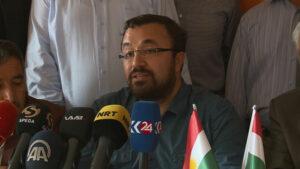 Serokê Partiya Kurdistanî PAKURDê hat binçav kirin