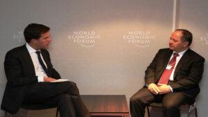 Barzanî wekî serokê dewletekê beşdarî Davosê dibe
