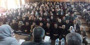 """Partiya Baas li Qamişlo doza damezirandina milîsên """"Lîwaya EL-Baas"""" dike"""