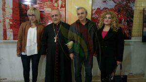 Hesekê: pertûka şêwekar 'Umer Hemdî' li Mutraniya Suryanên Katolîk hat imzekirin