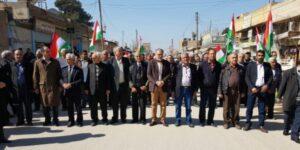 Amûdê piştgiriya nûnerên Kurd dike di kongirê Cenêv 4 de