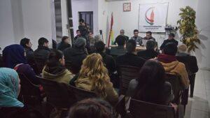 Hesekê: Yekîtiya Nivîskarên Kurdistana Sûriya semînarek li ser Zimanê Dayikê lidarxist