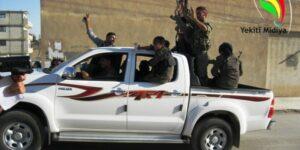 li Kobanê û gundewarê Efrînê bi 100an ciwan hatin binçavkirin jibo leşkeriya bizorê