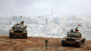 Artêşa Tirkiyê 40% ji bajarê Babê kontrol kir