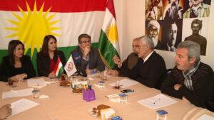 Partiyên Bakurê Kurdistanê ji bo Kongreya Neteweyî daxwaza yekîtiyê kirin