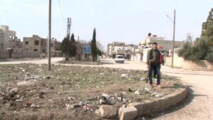 Li bajarê Qamişlo teqînek rûda