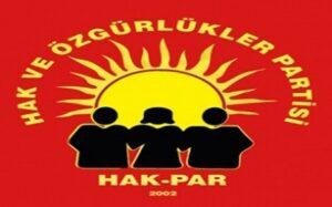 HAKPAR ê nameyek bi helkefta cejna Newrozê ji partiya Yekîtî re rêkir