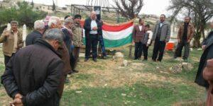 Xwecihiya ENKSê li Efrînê bîranîna serhildana 12ê Adarê vejiyand