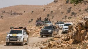 HSD gundê El-Kerama yê rojhilatê Reqayê kontrolkir
