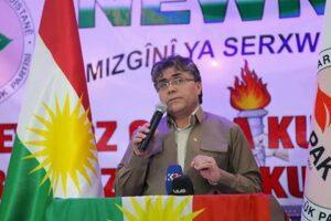 Mustafa Ozçelîk: Biryara Encumena Kerkûkê ya bilindkirina ala Kurdistanê pîroz dikim