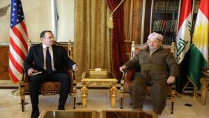 McGurk: Amerîka naxwaze ji bilî hêzên fermî yên Herêma Kurdistan û Iraqê hîç hêzekî din li Şingalê be