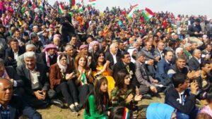 Li gundewarê Aliyan bîranîna koçbûna Barzaniyê nemir hat vejandin