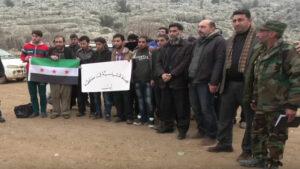 Li Efrînê Asayişa PYDê 80 ji çekdarên opozisyonê serbest berdan