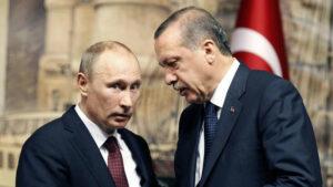 Erdogan: Têkiliyên navbera Mosko û Enqere dikevin pêvajoyeke erênî de