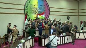 Serokatiya Herêma Kurdistanê: bilindkirina Ala Kurdistanê li Kerkûkê karekî yasayî ye