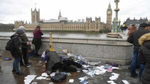 Rêxistina DAIŞ ê êrîşa London li xwe girt