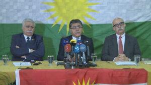 Partiyên Bakurê Kurdistanê : Şingal beşeke Kurdistanê ye