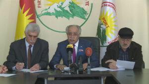PDK-T: Bila PKK ji Şingalê derkeve