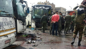 Di teqînên Şamê de 40 kes hatin kuştin