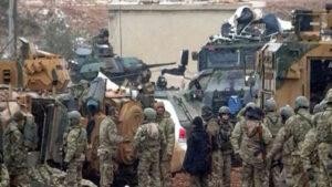 Tirkiyê ragihand: Operasyona Mertala Ferat bidawî hat