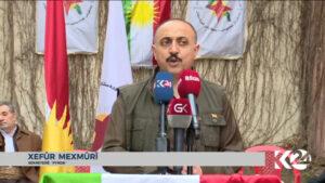 Xefûr Mexmûrî: Pêwîst e PKKê rêzê li yasayên Herêma Kurdistanê bigire