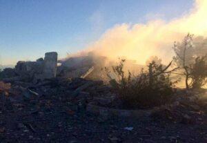 Artêşa Tirkiyê pêgehên YPG li çiyayê Qereçox bombebarankirin