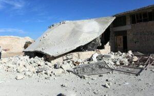 Rêjîma Sûrî cardî êrîşî Xan Şeyxûn kir