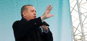 Erdogan: bilindkirina Ala Kurdistanê li Kerkûkê bi hemû awayekî şaş e