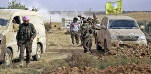 HSD ji navenda bajarê Tebqayê nêzîk dibe