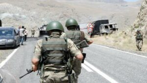 Li Bakurê Kurdistanê 5 leşkerên Tirk hatin kuştin