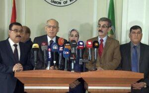 11 partiyên tirkmenî piştgirî dan serxwebûna Kurdistanê