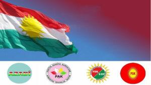 Partiyên Kurdistanî êrîşên Dewleta Tirkiyê yên li Şingal û Rojavayê Kurdistanê şermezar kirin