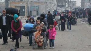 Rikberiya Sûrî: koçkirina xelkê Zebedanî û Medaya guhertina demografî bi darê zorê ye