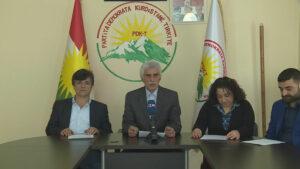 PDK-T: Kerkûk dilê Kurdistanê ye
