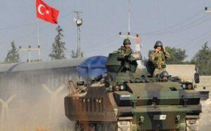 Artêşa Tirkiyê 2 baregehên leşkerî di nava axa Sûriyê de ava dike