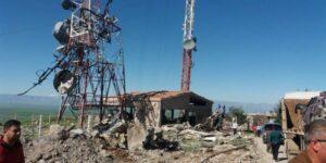 Ji çaxa êrîşa Tirkiyê tora telefonan li Dêrikê hatiye birrîn